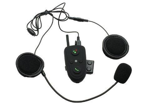 Professional Motorcycle Motorbike Waterproof Bluetooth Sport Interphone Smart Phone Helmet Headset Earpieriding Skiing Cle, Driving Kayak