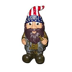 Duck Dynasty Garden Gnome Willie