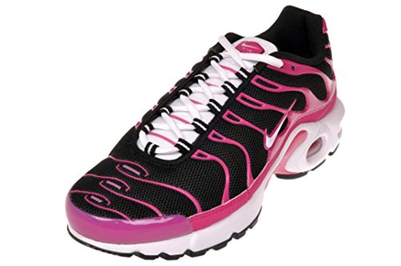 sports shoes d3d5b 7d97d Nike Air Max Plus (Girls Grade School) (6, Black/White/Vivid Pink) | $55 -  Buy today!