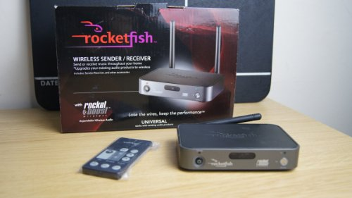 Rocketfish Wireless Sender/Receiver