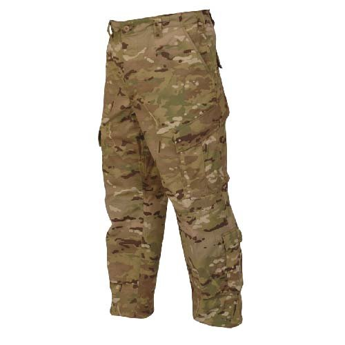 Men's Tru-Spec Multicam Nylon / Cotton Ripstop TRU Uniform Pants – LL