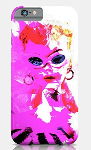 バービー Barbie society6 iPhone 6s/6s Plusケース (iPhone 6s, Barbie08) [並行輸入品]