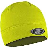 Panther Vision CUBWB-4553 Hand Free 4 LED Headlamp Beanie Cap