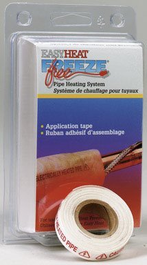 Easy Heat Hca 30-Foot By 1/2-Inch Cold Weather Valve And Pipe Heating Cable Application Tape