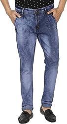 Spuro Men's Slim Fit Jeans_03_Blue_30