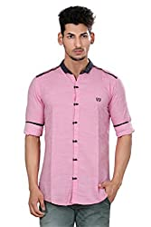 Fisheye Mens Cotton Shirt