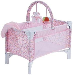Amazon.com: Corolle Mon Premier Doll Accessories (Doll Bed): Toys