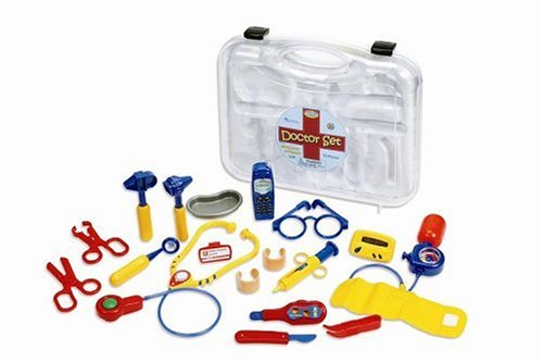 Learning Resources Pretend & Play® Doctor Set - Buy Learning Resources Pretend & Play® Doctor Set - Purchase Learning Resources Pretend & Play® Doctor Set (Learning Resources, Toys & Games,Categories,Pretend Play & Dress-up,Sets,Police Fire Medical & Rescue)