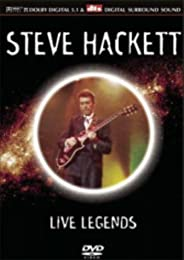 Steve HACKETT - Live Legends