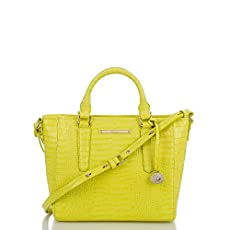 Mini Arno Satchel<br>Keylime Majestic