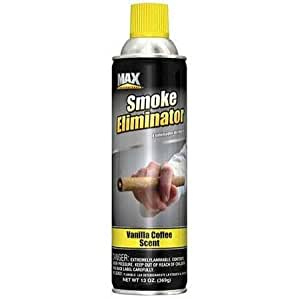 12 X Max Professional Smoke Odor Eliminator 13