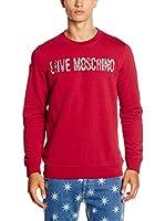Love Moschino Sudadera (Rojo)