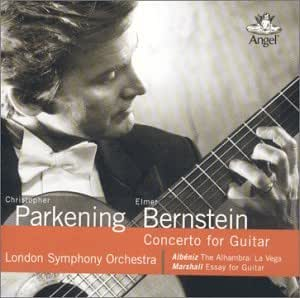 Christopher Parkening Plays Elmer Bernstein
