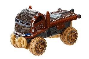 Mattel Hot Wheels Star Wars Character Car, Chewbacca