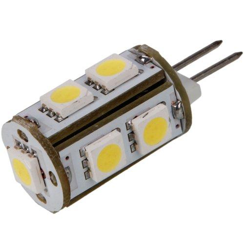 Ultra Energy Saving 2W G4 9Led Corn Light Bulb, 150-200Lm