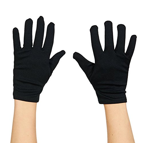 Seasons - Theatrical Child (Black) Gloves
