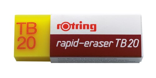 rotring/ロットリング 製図インク用消しゴム RAPID ERASER TB20
