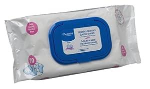 Mustela - Toallitas limpiadoras y calmantes x70 en Bebe Hogar