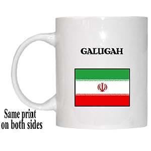 "Iran - ""GALUGAH"" Mug"