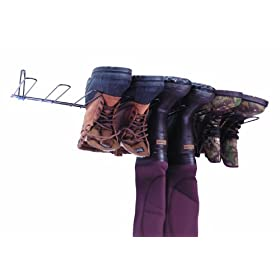 rackem 4 pair boot rack sports outdoors amazoncom alba pmclas chromy