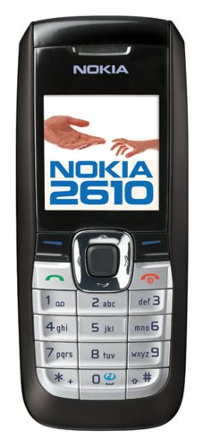 Nokia 2610 Prepay Mobile Phone On Orange Black Friday & Cyber Monday 2014