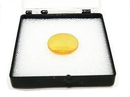 SMO Premium CVD ZnSe Focal Lens for CO2 Laser Cutting Engraving Diam 19.05mm FL 63.5mm