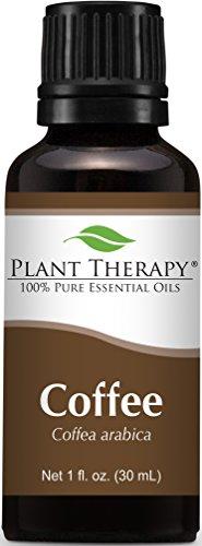 Coffee Essential Oil. 30 ml (1 oz). 100% Pure, Undiluted, Therapeutic Grade.