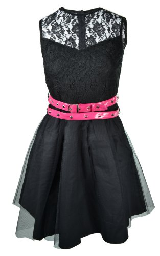 Heartless Clothing -  Vestito  - Donna nero X-Large