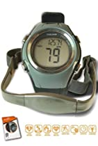 iSport Brand W117 Heart Rate Monitor, Calories Burned Counter, Exercise Timer