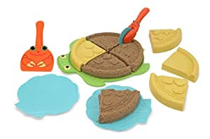 Melissa & Doug Melissa and Doug Seaside Sidekicks Sand Pizza Set