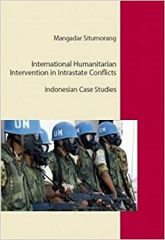international conflict resolution case studies