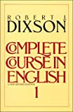 Complete Course in English: Level 1 (0131588176) by Dixson, Robert J.