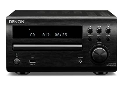 Cheapest price for  Denon RCD-M39 Micro HiFi System With DALI Zenzor 1 Speakers