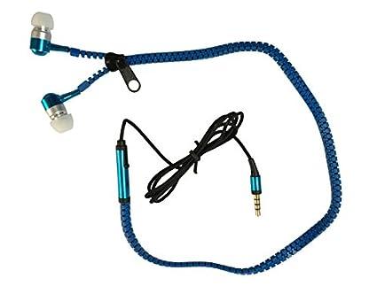 Storite Zipper In Ear Headset