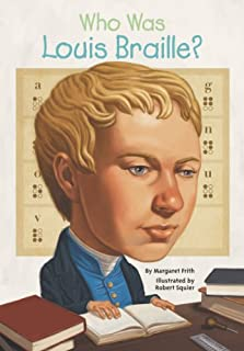 Book Cover: Who Was Louis Braille?