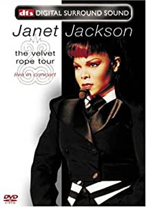 Janet Jackson - The Velvet Rope Tour (Live in Concert) (DTS)