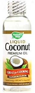 Nature's Way Coconut Oil Liquid 10 oz