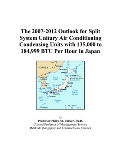 The 2007-2012 Outlook for Split System Unitary Air Conditioning Condensing Units with 135,000 to 184,999 BTU Per Hour in Japan