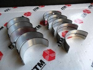ITM Engine Components 5M1102STD Main Bearing Set