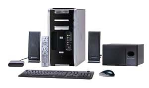 HP Media Center m1070n Photosmart PC (2.80 GHz Pentium 4 (Hyper-Threading), 512 MB RAM, 160 GB Hard Drive, DVD+RW/CD-RW Drive, CD-ROM Drive)