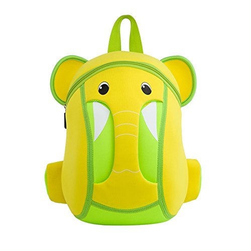 Nohoo-Kids-Elephant-Backpack-3D-Cute-Zoo-Cartoon-School-Boys-Girls-Bags