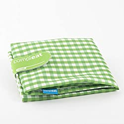 Unikia(Europe) - Compleat Foodwrap - The easiest way to carry your lunch - Green