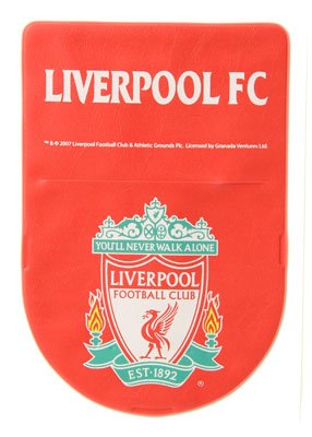 Liverpool FC Tax Disc Holder - Football Gifts
