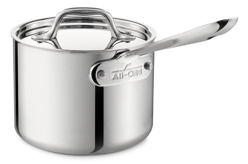 Amazon Com All Clad 4201 5 Stainless Steel Tri Ply Bonded