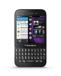 Blackberry Q5 Qwertz Black