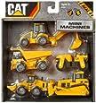 Toy State CAT Mini Machine 5 Pack (FFP)