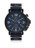 Sergio Tacchini Reloj de cuarzo Man Azul 48 mm