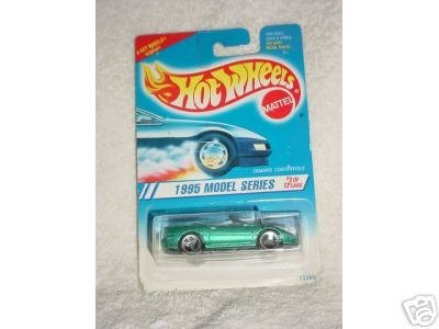 Hot Wheels 1995 Model Series #8/12 Camaro Convertible