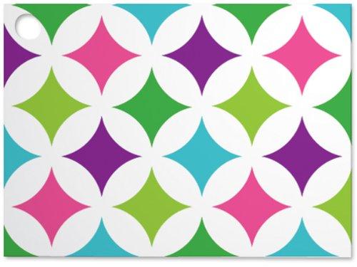[해외]데코 다이아몬드 테마 기프트 카드 3-3 4x2-3 4 (30 단위, 6 팩 / 단위)/Deco Diamonds Theme GiftCards 3-3 4x2-3 4  (30 unit, 6 pack per unit.)