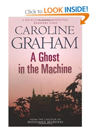 A Ghost in the Machine  - Caroline Graham